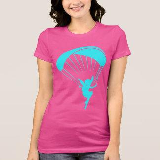 Camisa do duende T do parapente
