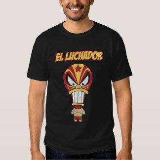 Camisa do EL Luchador T-shirts