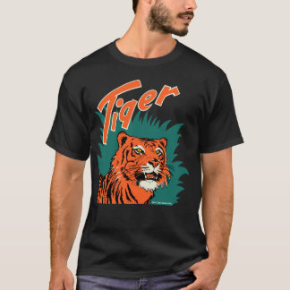 Camisa do encanamento do tigre - clássico