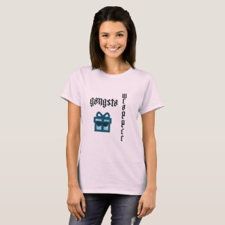 Camisa do envoltório de Gangsta