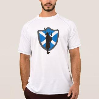 Camisa do escocês do Bagpipe