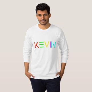 Camisa do ESPÍRITO de Kevin