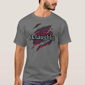 Camisa do espírito do Tartan de MacLachlan