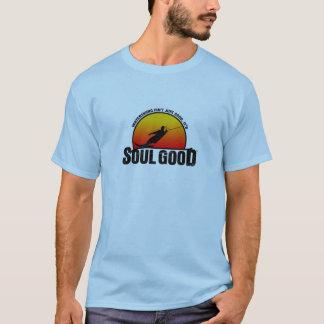 Camisa do esqui aquático T - alma boa