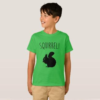 Camisa do esquilo