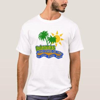 Camisa do estado de ânimo de Bahamas - escolha o
