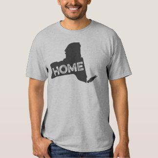 Camisa do estado de origem de New York T-shirts