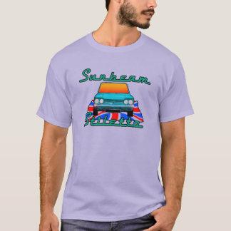 Camisa do estilete do raio de sol