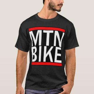 Camisa do estilo T do rap do Mountain bike