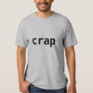 camisa do excremento do Jackass Tshirts