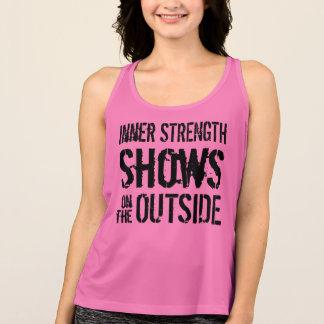 Camisa do exercício da malhação com citações