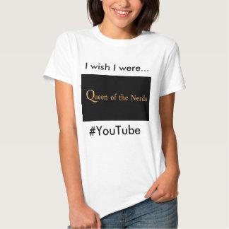 Camisa do fã das mulheres t-shirt