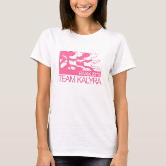 Camisa do fã de Kalyra da equipe