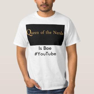 Camisa do fã para a rainha dos entusiastas dos