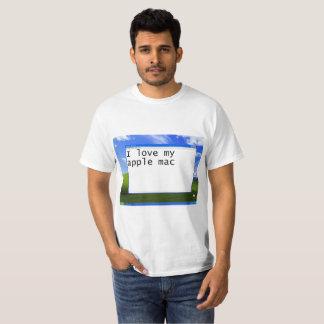 Camisa do fanboy de Apple