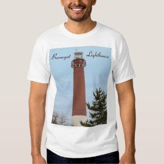 Camisa do farol de Barnegat Camisetas
