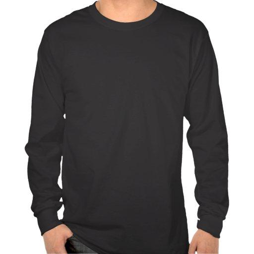 Camisa do fecho de correr da baliza NY Tshirts