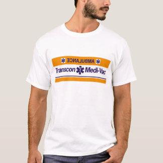 Camisa do filme T da ambulância