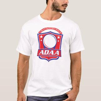 Camisa do filme T do culto de ADAA Dodgeball