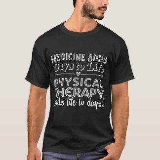 Camisa do fisioterapeuta