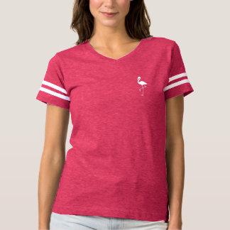 Camisa do flamingo