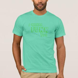 Camisa do funk