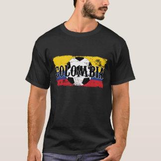 Camisa do futebol - Colômbia