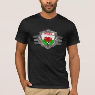 Camisa do futebol de Wales