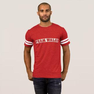 Camisa do futebol de Walsh da equipe
