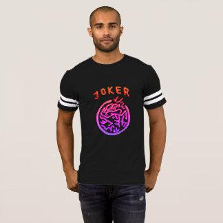 Camisa do futebol do palhaço