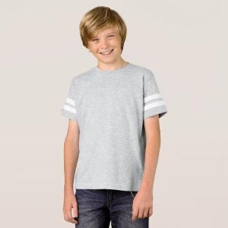 Camisa do futebol dos meninos