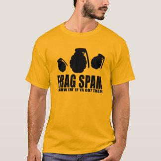 Camisa do Gamer da granada de Frag