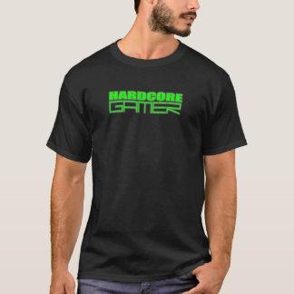 camisa do Gamer das caras dos homens dos meninos