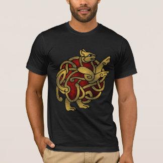 Camisa do gato de Viking