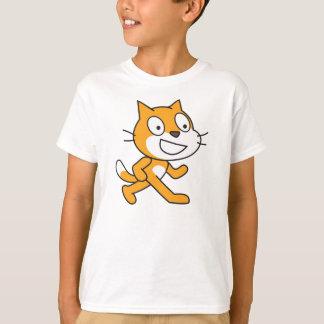 Camisa do gato do risco (miúdos)