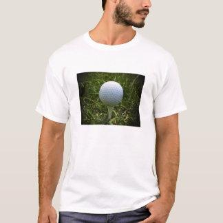 Camisa do golfe T