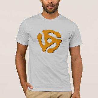 camisa do gráfico de 45 eixos