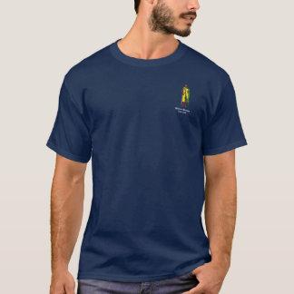 Camisa do grito de guerra do marechal de William
