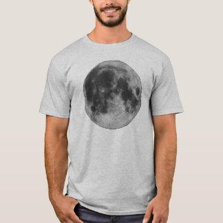 Camisa do Grunge da Lua cheia