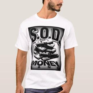 Camisa do grupo do dinheiro do SOD