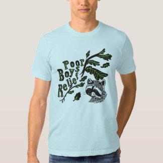 Camisa do guaxinim de PBR Tshirt