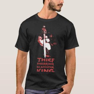 Camisa do guerreiro