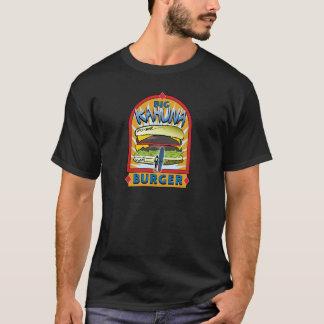 Camisa do hamburguer T de Kahuna
