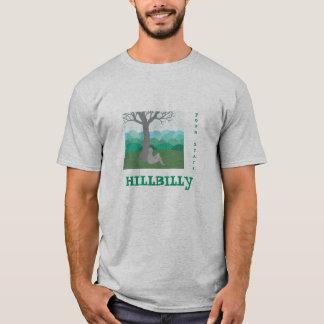 Camisa do Hillbilly a personalizar