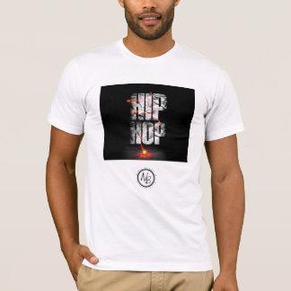 Camisa do hip-hop T do #NuSchool de NBE Tshirts