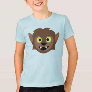 Camisa do homem-lobo T