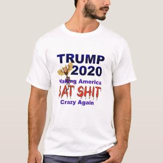 Camisa do humor da campanha do trunfo 2020