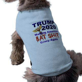 Camisa do humor da campanha do trunfo 2020 camiseta