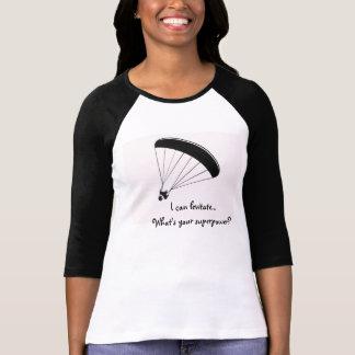Camisa do humor do Paraglider, o que é sua