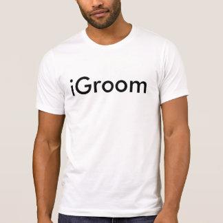camisa do iGroom - Camiseta
